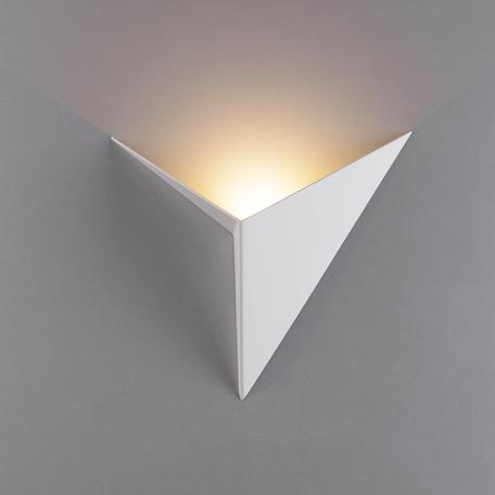 Настенный светодиодный светильник Elektrostandard a038823, Parete LED белый (MRL LED 3W 1008 IP20) 3W, LED 3W 3000K 180lm, белый, металл