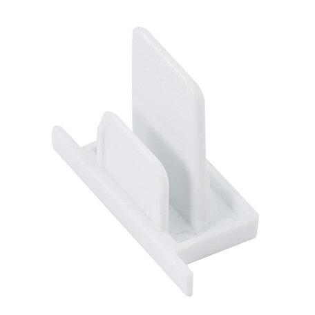 Концевая заглушка для шинопровода Arte Lamp Instyle A210133, белый, пластик