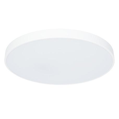 Потолочный светодиодный светильник с пультом ДУ Arte Lamp City Arena A2671PL-1WH, 2700-4500K, белый, металл, пластик