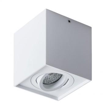 Потолочный светильник Arte Lamp Instyle Factor A5544PL-1WH, 1xGU10x50W, белый, металл
