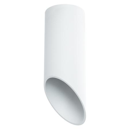 Потолочный светильник Arte Lamp Instyle Pilon A1615PL-1WH, 1xGU10x35W, белый, металл