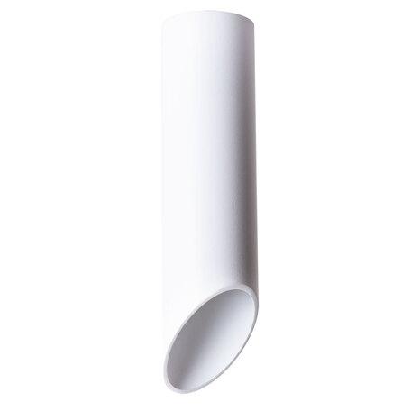 Потолочный светильник Arte Lamp Instyle Pilon A1622PL-1WH, 1xGU10x35W, белый, металл