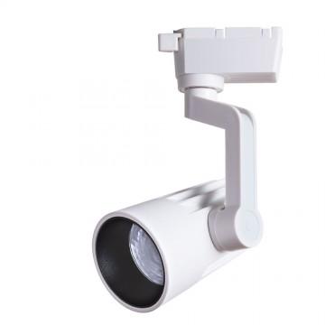 Светодиодный светильник для шинной системы Arte Lamp Instyle Wales A1613PL-1WH, LED 13W, 4000K (дневной), белый, металл