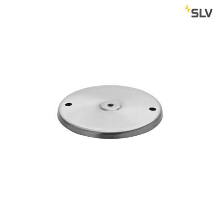 База для садового светильника SLV NAUTILUS 10 SPOT LED 1001963, сталь, металл