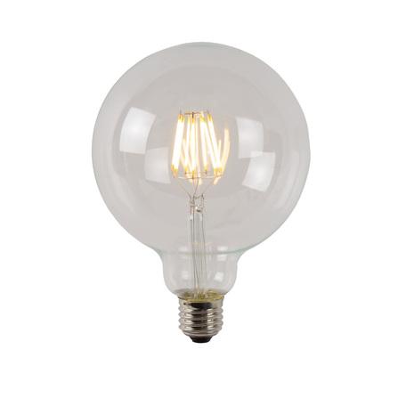 Филаментная светодиодная лампа Lucide 49017/08/60 шар малый E27 8W, 2700K (теплый)