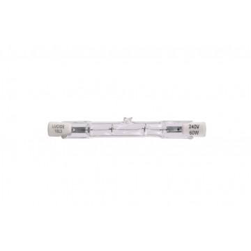 Галогенная лампа Lucide 50210/00/60 R7S78mm 60W 2700K (теплый)