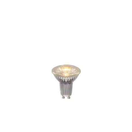 Светодиодная лампа Lucide 49007/05/60 MR16 GU10 5W, 2700K (теплый) 220V, диммируемая, гарантия 30 дней