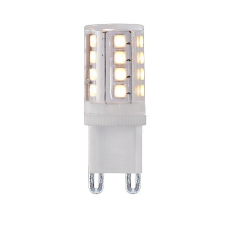Светодиодная лампа Lucide 49026/04/31 капсульная G9 4W, 2700K (теплый), диммируемая