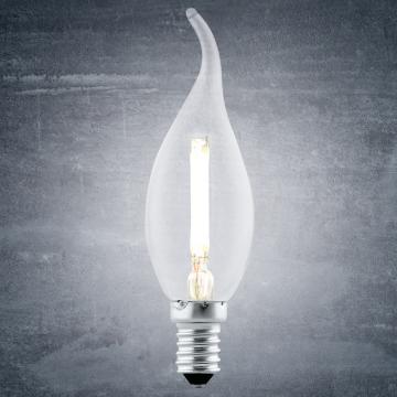 Филаментная светодиодная лампа Eglo 11493 E14 2W, недиммируемая/недиммируемая