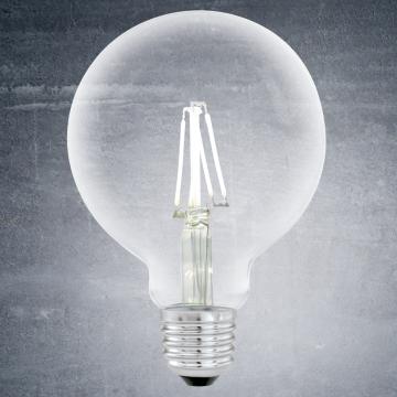 Филаментная светодиодная лампа Eglo 11502 E27 4W, недиммируемая/недиммируемая