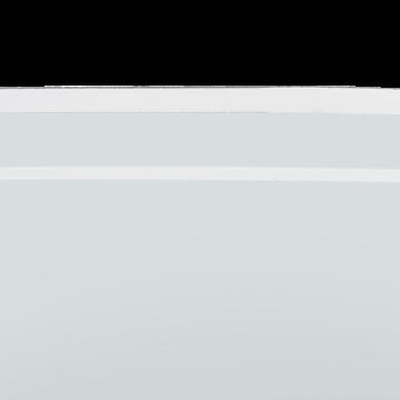 Настенный светильник Eglo Planet 1 83161, 1xE27x60W, черный, матовый, металл, стекло - миниатюра 2