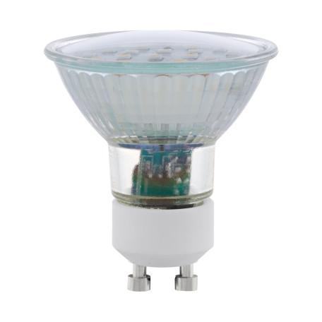Светодиодная лампа Eglo 11536 MR16 GU10 5W, 4000K CRI>80, гарантия 5 лет
