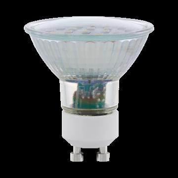 Светодиодная лампа Eglo 11536 MR16 GU10 5W, 4000K (дневной) CRI>80, гарантия 5 лет