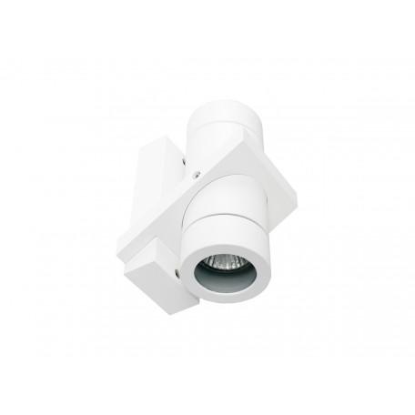 Настенный светильник Donolux DL18434/21WW-White, IP54, 2xGU10x35W