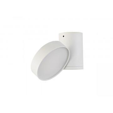 Потолочный светодиодный светильник с регулировкой направления света Donolux Moon DL18811/9W White R Dim, LED 9W, 3000K (теплый)