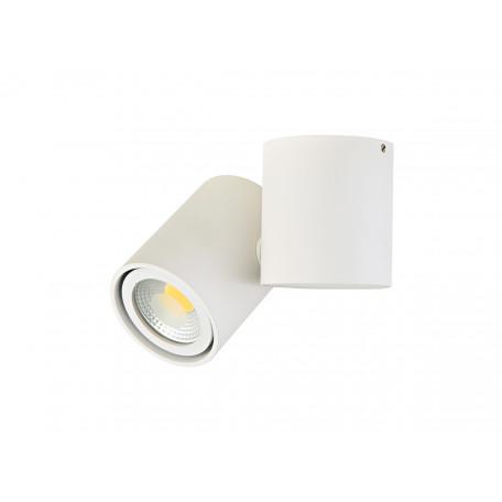 Потолочный светильник с регулировкой направления света Donolux Eva A1594White/RAL9003, 1xGU10x50W, белый