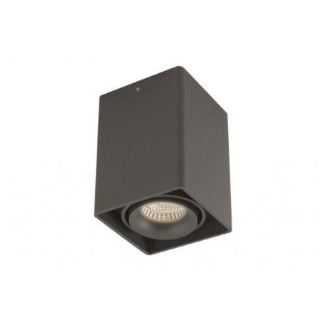 Потолочный светильник Donolux Lumme DL18611/01WW-SQ Shiny black, 1xGU10x50W