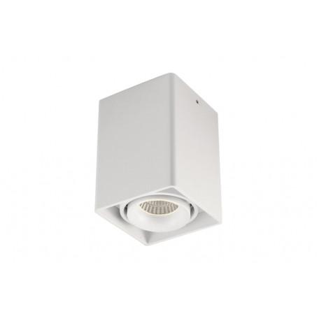 Потолочный светильник Donolux Lumme DL18611/01WW-SQ White, 1xGU10x50W, белый