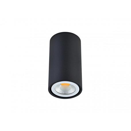 Потолочный светильник Donolux Eve N1595Black/RAL9005, 1xGU10x50W