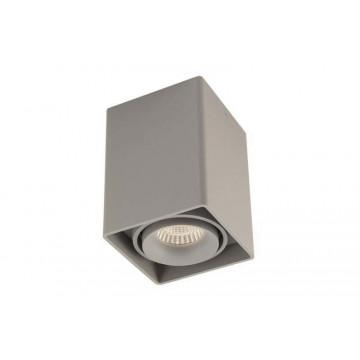 Потолочный светильник Donolux Lumme DL18611/01WW-SQ Silver Grey, 1xGU10x50W