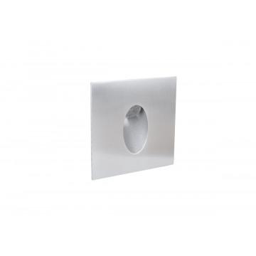 Встраиваемый настенный светодиодный светильник Donolux Steps DL18373/11WW, LED 1W 3000K 52lm