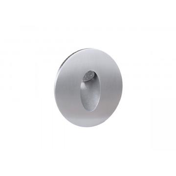 Встраиваемый настенный светодиодный светильник Donolux Steps DL18374/11WW, LED 1W 3000K 52lm