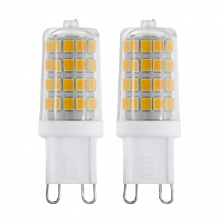 Светодиодная лампа Eglo 11674 капсульная G9 3W, 3000K (теплый) CRI>80, гарантия 5 лет