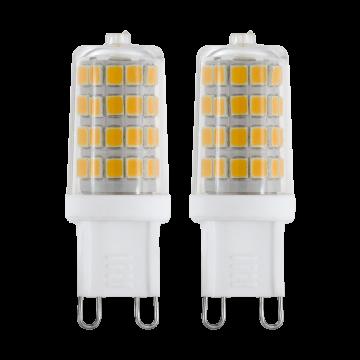 Светодиодная лампа Eglo 11674 G9 3W, недиммируемая/недиммируемая