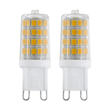 Светодиодная лампа Eglo 11675 капсульная G9 3W, 4000K (дневной) CRI>80, гарантия 5 лет
