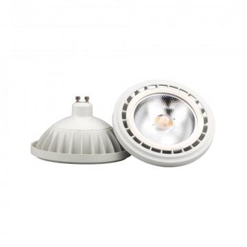 Светодиодная лампа Nowodvorski Reflector 9831 XX111 GU10 15W, 3500K (дневной), диммируемая