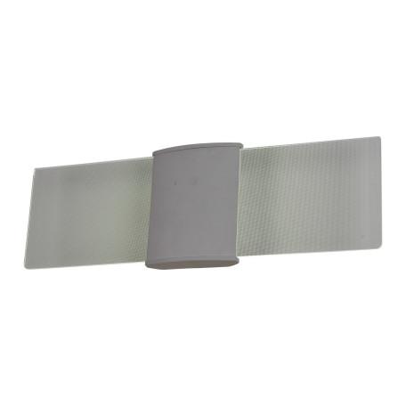 Настенный светодиодный светильник ST Luce Morsetto SL103.501.01, IP65, LED 6W 3000K, белый, металл, пластик