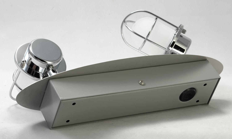 Потолочный светодиодный светильник с регулировкой направления света Lussole White Plains LSP-9927, IP21, LED 10W 4100K, хром, белый, металл, металл с пластиком - фото 3