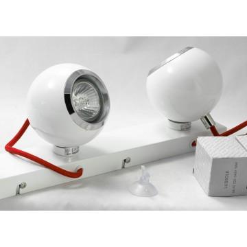 Потолочный светильник с регулировкой направления света Lussole Loft Arvada LSP-9958 - миниатюра 3