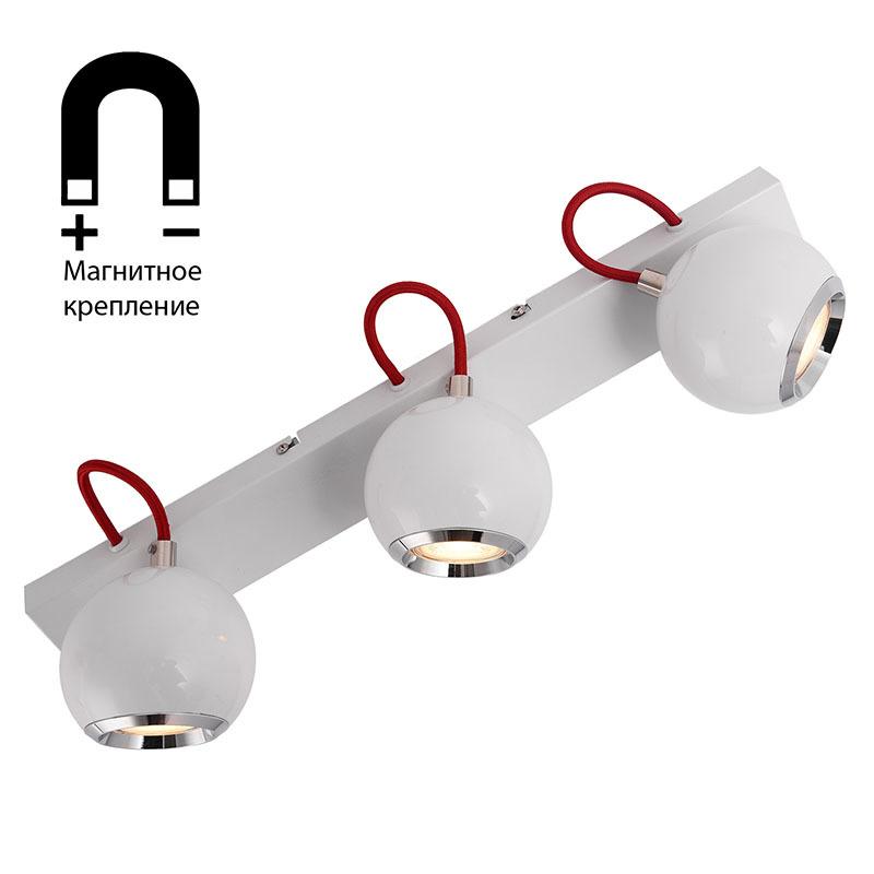 Потолочный светильник с регулировкой направления света Lussole Loft Arvada LSP-9958 - фото 1