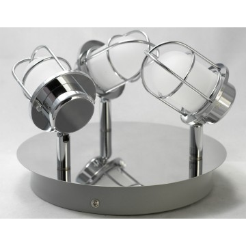 Потолочная люстра с регулировкой направления света Lussole White Plains LSP-9928 - миниатюра 2