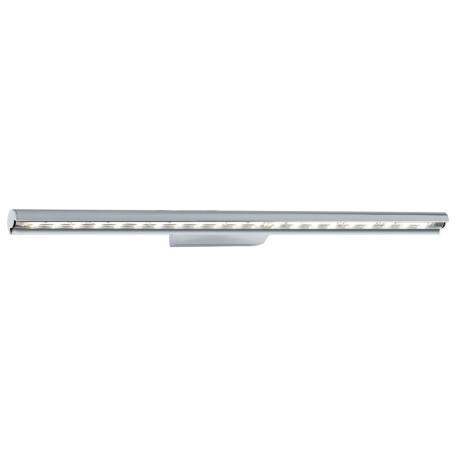 Настенный светодиодный светильник для подсветки картин Eglo Terros 93665, LED 10,5W 3000K 830lm, хром, металл, пластик