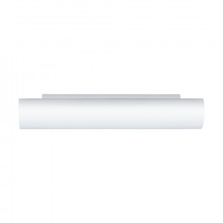 Настенный светильник Eglo Zola 83406, 2xE14x40W, белый, металл, стекло