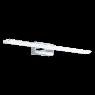 Настенный светодиодный светильник Eglo Tabiano 94613, LED 9,6W 4000K 900lm CRI>80, хром, металл, пластик