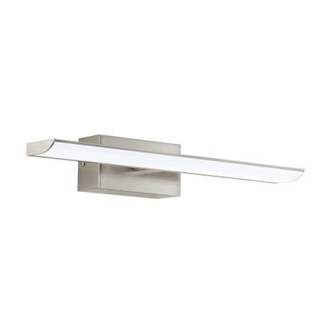 Настенный светодиодный светильник Eglo Tabiano 94614, LED 6,4W 4000K 600lm CRI>80, никель, металл, пластик