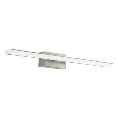 Настенный светодиодный светильник Eglo Tabiano 94615, LED 9,6W 4000K 900lm CRI>80, никель, металл, пластик