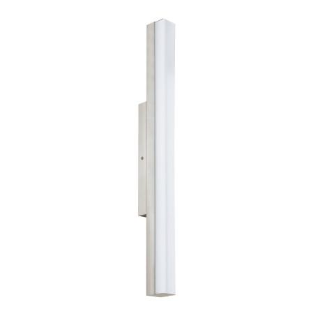 Настенный светодиодный светильник Eglo Torretta 94617, IP44, LED 16W 4000K 1500lm CRI>90, никель, металл, пластик