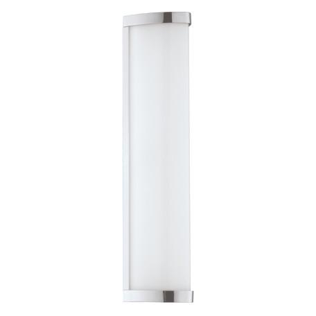 Настенный светодиодный светильник Eglo Gita 2 94712, IP44, LED 8,3W 4000K 900lm CRI>80, хром, белый, металл, пластик