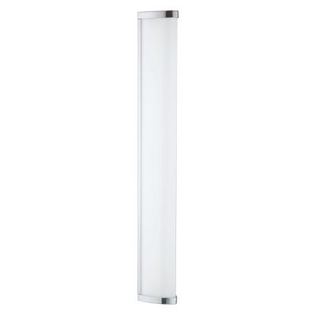 Настенный светодиодный светильник Eglo Gita 2 94713, IP44, LED 16W 4000K 1700lm CRI>80, хром, белый, металл, пластик