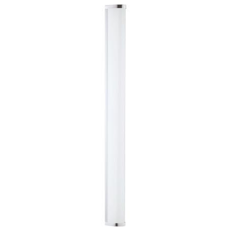 Настенный светодиодный светильник Eglo Gita 2 94714, IP44, LED 24,3W 4000K 2600lm CRI>80, хром, белый, металл, пластик