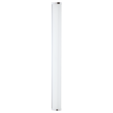 Настенный светодиодный светильник Eglo Gita 2 94714, IP44, LED 24,3W 4000K 2600lm, хром, белый, металл, пластик