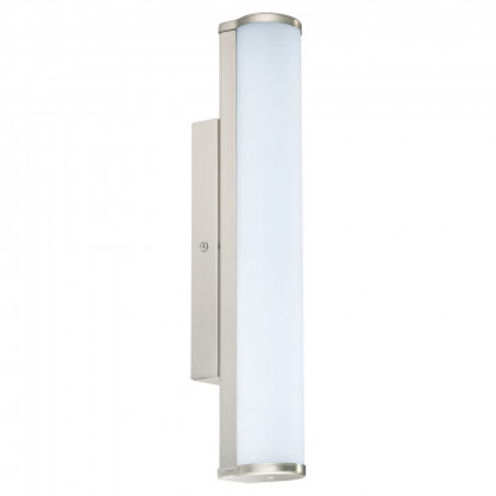 Настенный светодиодный светильник Eglo Calnova 94715, IP44, LED 8W 4000K 770lm CRI>90, никель, белый, металл, стекло
