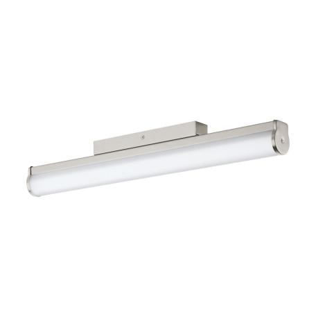 Настенный светодиодный светильник Eglo Calnova 94716, IP44, LED 16W 4000K 1500lm CRI>90, никель, белый, металл, стекло