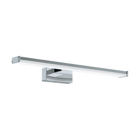 Настенный светодиодный светильник Eglo Pandella 1 96064, IP44, LED 7,4W 4000K 900lm CRI>80, хром, серебро, металл, пластик