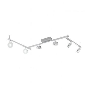 Настенно-потолочный светильник с регулировкой направления света Eglo Cardillio 96001