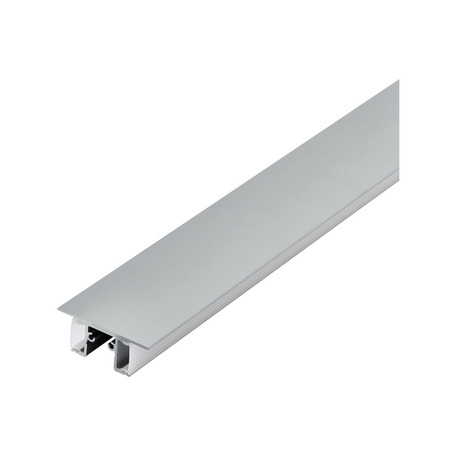 Профиль для светодиодной ленты с рассеивателем Eglo Surface Profile 4 98968, алюминий, белый, металл, пластик